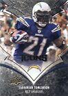 LaDainian Tomlinson Rookie 2008 Football Trading Cards