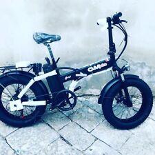 Fat bike pieghevole 500w ebike nuovo