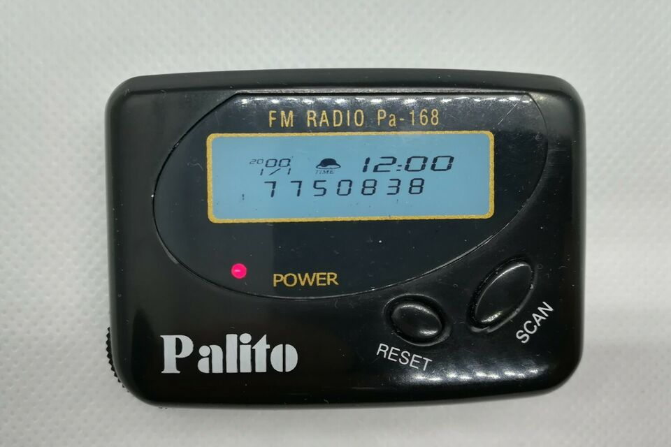 Mini RADIO Portatile FM Tascabile
