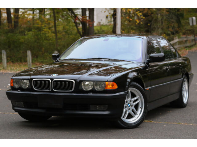 2000 Bmw 740i True Sport Pacakge 71k Mi Loaded Navigation ...