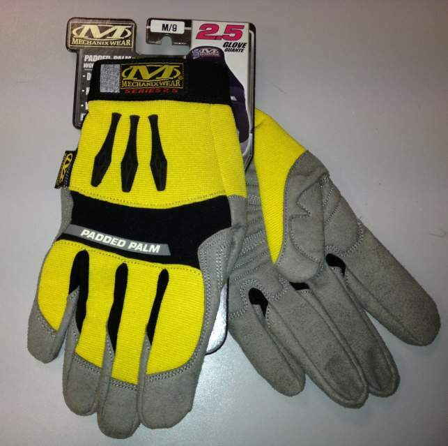 Guanto Mechanix Padded-Palm