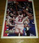 Michael Jordan SP Authentic Single Basketball Trading Cards