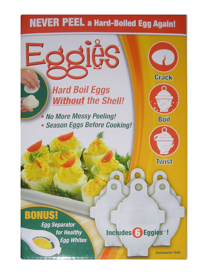 How to Use Eggies