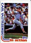 Carl Yastrzemski Professional Sports (PSA) Baseball Cards