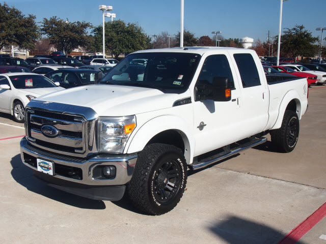 Diesel King Ranch 4x4 Lariat 6 7L Leather CD Heated Power