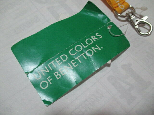 Laccio portachiavi o smart UNITED COLOR OF BENETTON 3