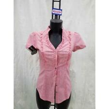 Camicia donna guess jeans rosa