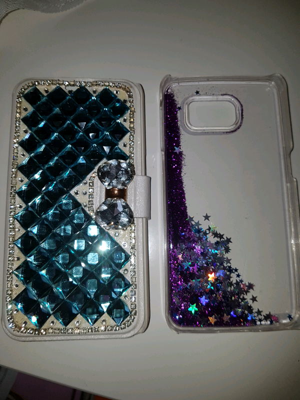 2 cover samsung galaxy S6 usate 4