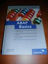 Libro ABAP Basics, SAP e Galileo press, in Inglese com nuovo