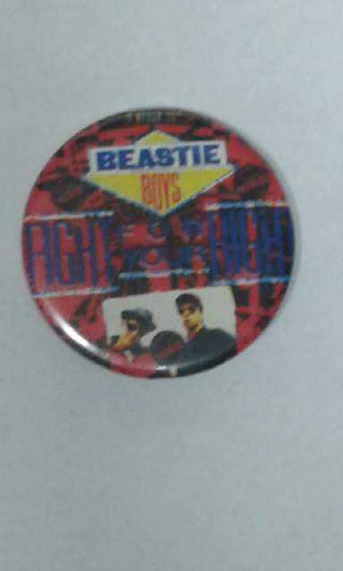 Spilla Beastie Boys Fight For Your Right