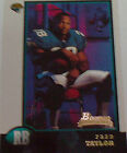 Fred Taylor Football Trading Cards