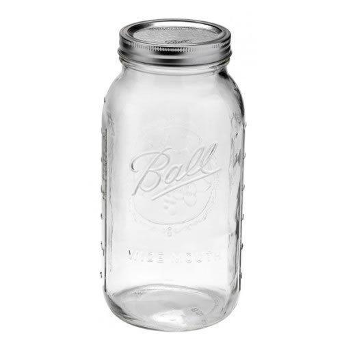 how to make glitter mason jar tumblers