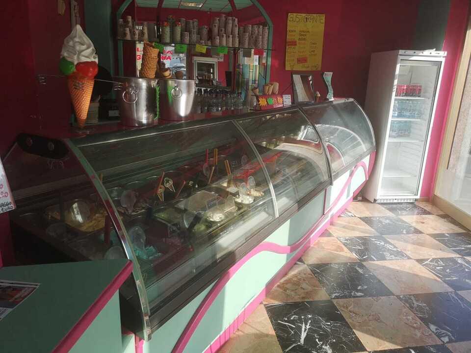 Banco gelateria e mantecatori e pastorizzatori 5