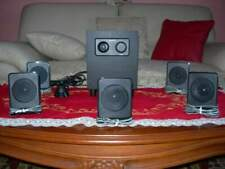 Sistema home theater 5+1 philips