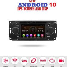 ANDROID autoradio navigatore Jeep Grand Cherokee Dodge Chrysler