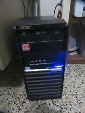 Computer fisso Acer e Monitor Asus