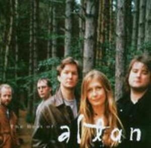 ALTAN-BEST OF ALTAN-CD GREEN LINNET - Deutschland - ALTAN-BEST OF ALTAN-CD GREEN LINNET - Deutschland