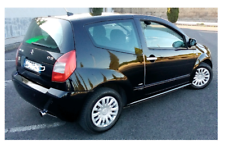 Citroen c2 exclusive 1.1 black