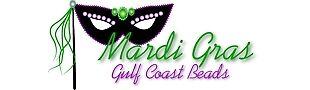 Mardi Gras Masks Beads