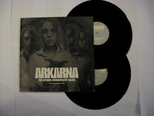 Doppio 33 giri del 1998-Arkarna-The future overrated/my saliva