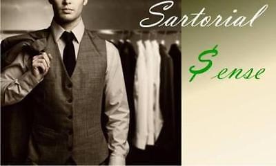 Sartorial Sense Showroom