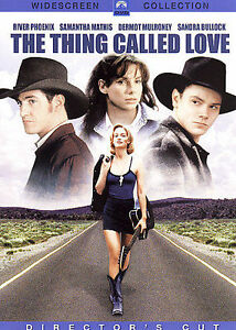 The-Thing-Called-Love-DVD-2006-Widescreen-Directors-Cut-RARE-OOP