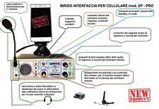 Ibrido interfaccia telefonica traslatore telefonico cellulari
