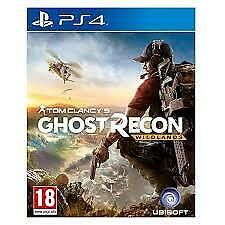 Ghost recon wildlands per ps4 playstation 4