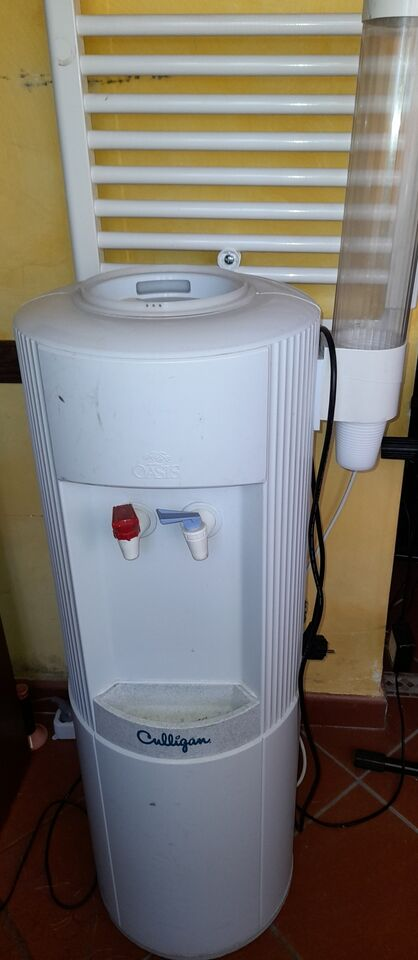 Erogatore acqua calda e fredda Culligan