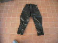 French motorcycle police pants
