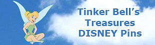 Tinker Bell's Treasures DISNEY Pins