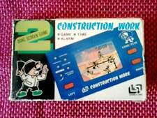 Construction work game yg 2620a dual screen lcd