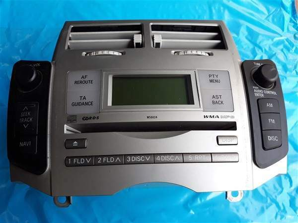 Stereo lettore cd toyota yaris 2010 6