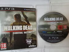 Sony Playstation 3 PS3 Walking Dead Survival Instinct pal ita