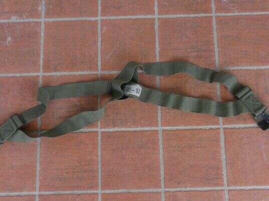 Us army o.d. suspender