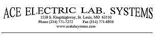 Ace Lab Sytems Scientific Surplus