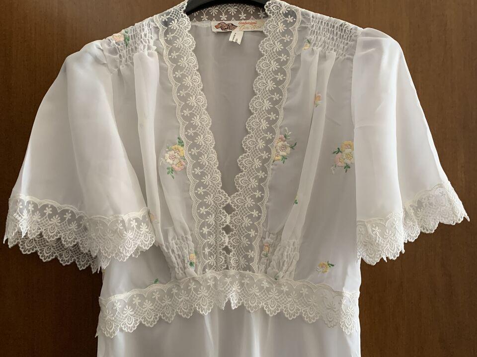 Camicia da notte primaverile - 100% Vintage Perfetta, mai usata