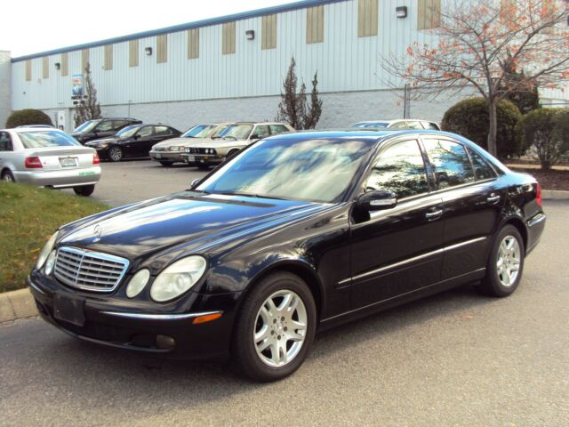 2005 mercedes e320 cdi diesel looks runs drives nice for 2005 e320 mercedes benz
