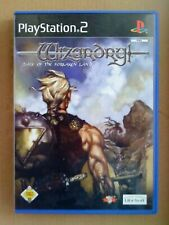 PS2 gioco videogame PAL Wizardry: Tale of The Forsaken Land raro