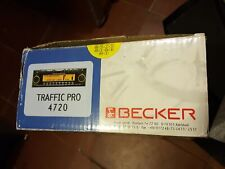 Autoradio becker traffic-pro