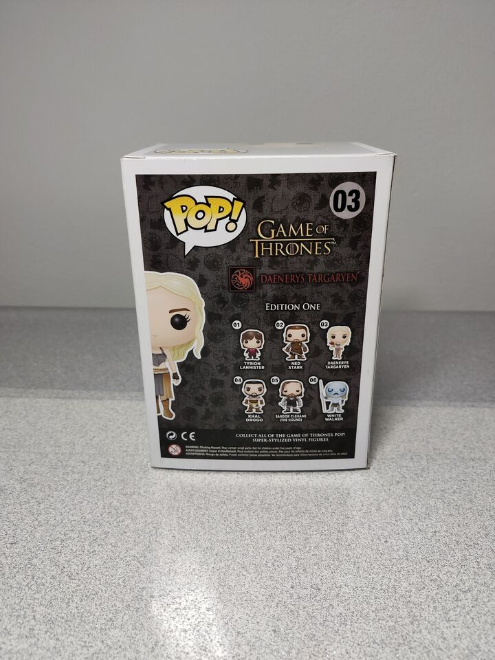 Funko Pop Game Of Thrones 4