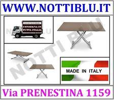 Tavolino Trasformabile _ V101 anche per sotto letto a scomparsa