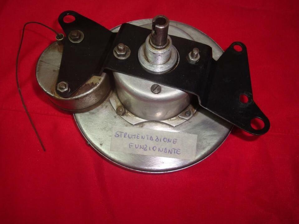 Fiat 508 balilla strumentazione 2