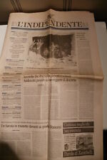 Quotidiano L'Indipendente n.1