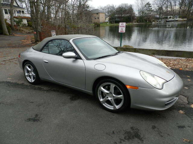 Imagen 1 de Porsche 911  silver