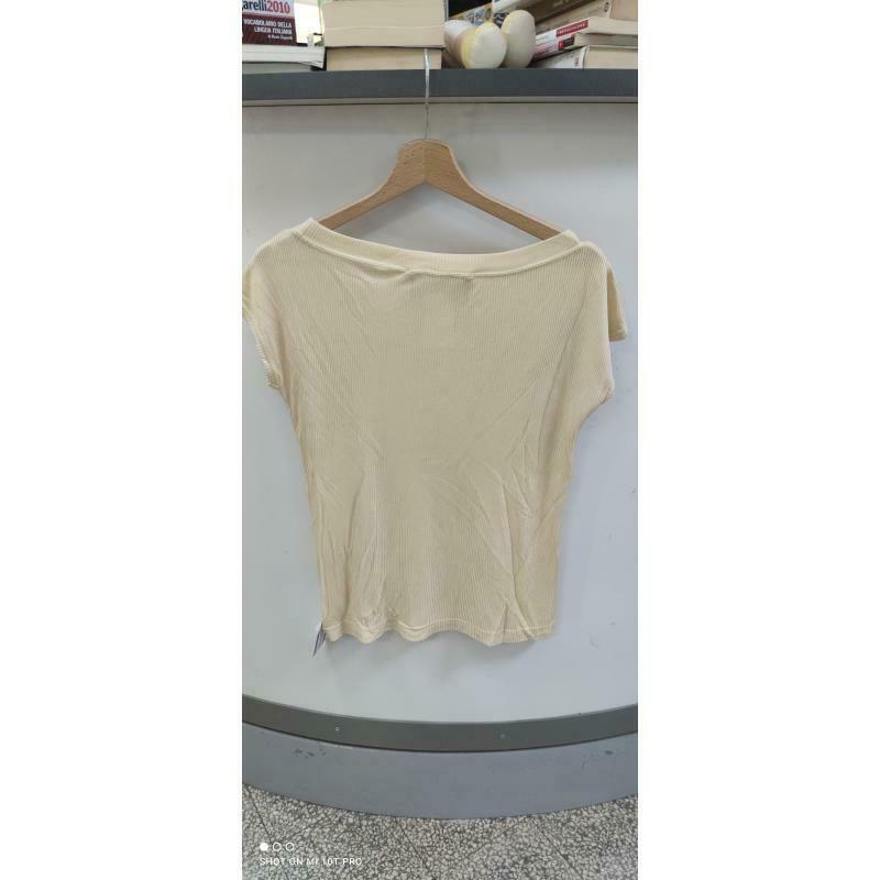 Maglia donna les copains righe yell 3