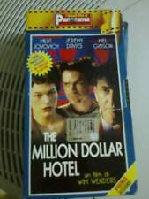 The million dollar hotel vhs originale