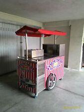 Carretto Hot Dog/Gruppo Elettrogeno