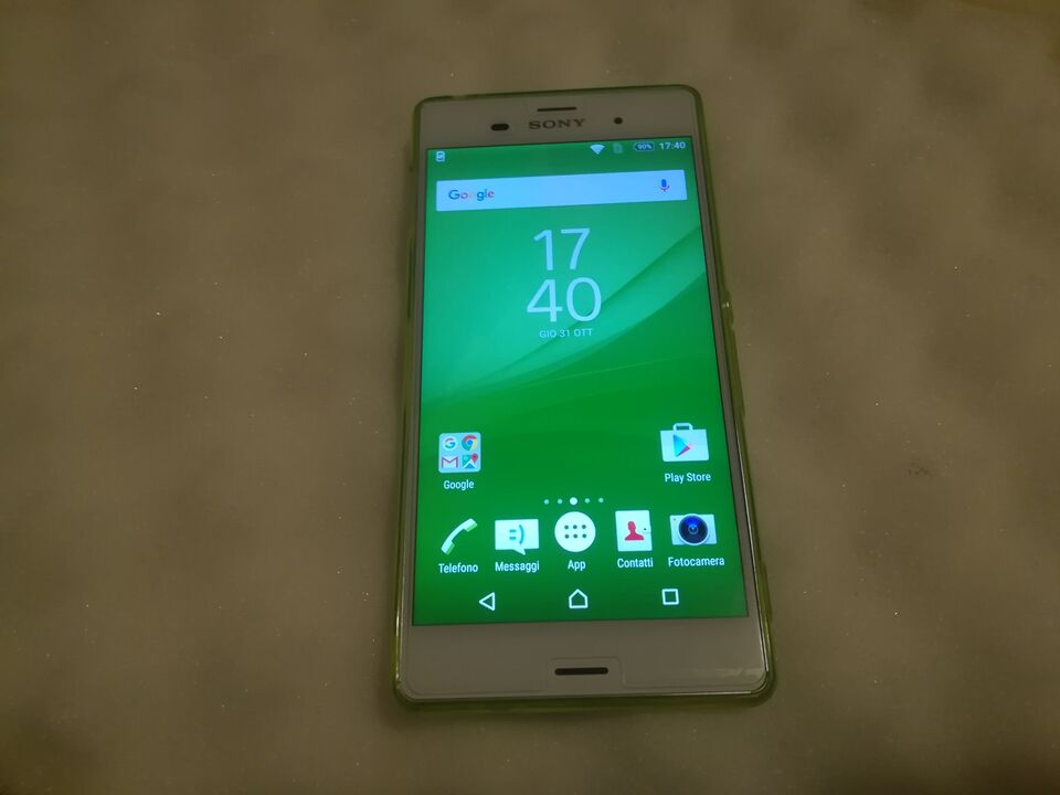 Cellulare Smartphone Sony Xperia Z3 D6603 Brand...
