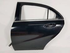Porta posteriore sinistra colore nero Mercedes classe A W176 anno 2017